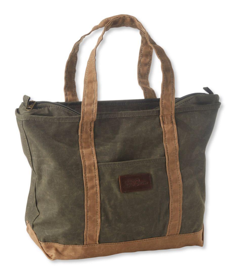 Fabulous Ll Bean Waxed Canvas Tote Bag Accessorize Me Canvas Tote Beatyapartments Chair Design Images Beatyapartmentscom