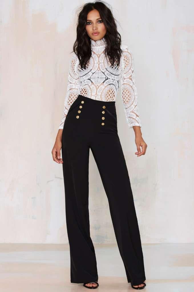 cfced2566f Misha Collection Katia Palazzo Pant   Clothing in 2019   Fashion ...