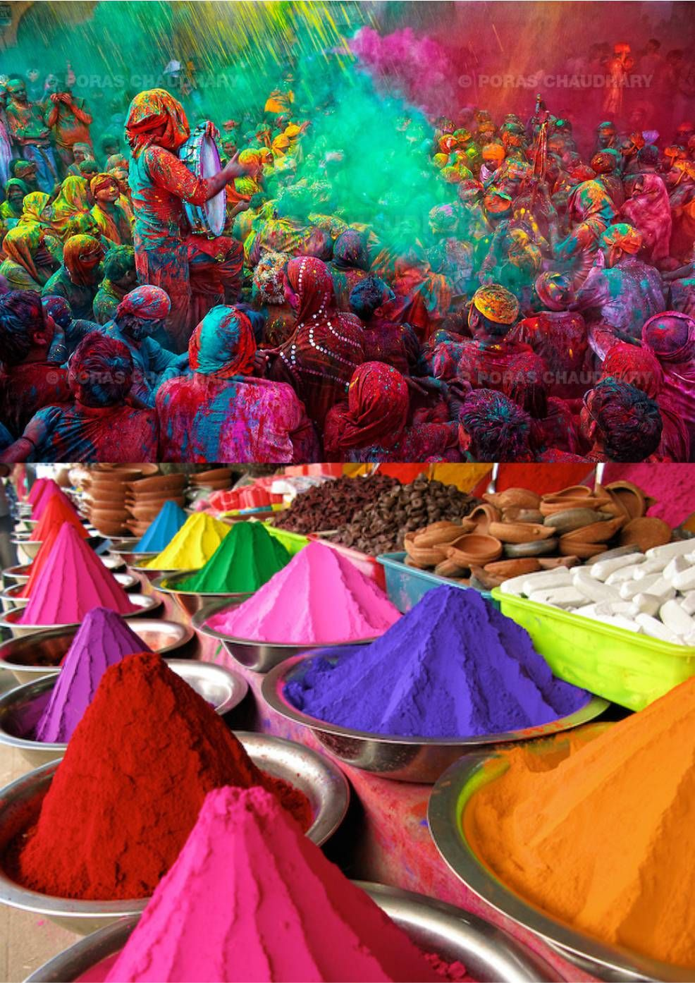 Essay on Holi for School Children and Students
