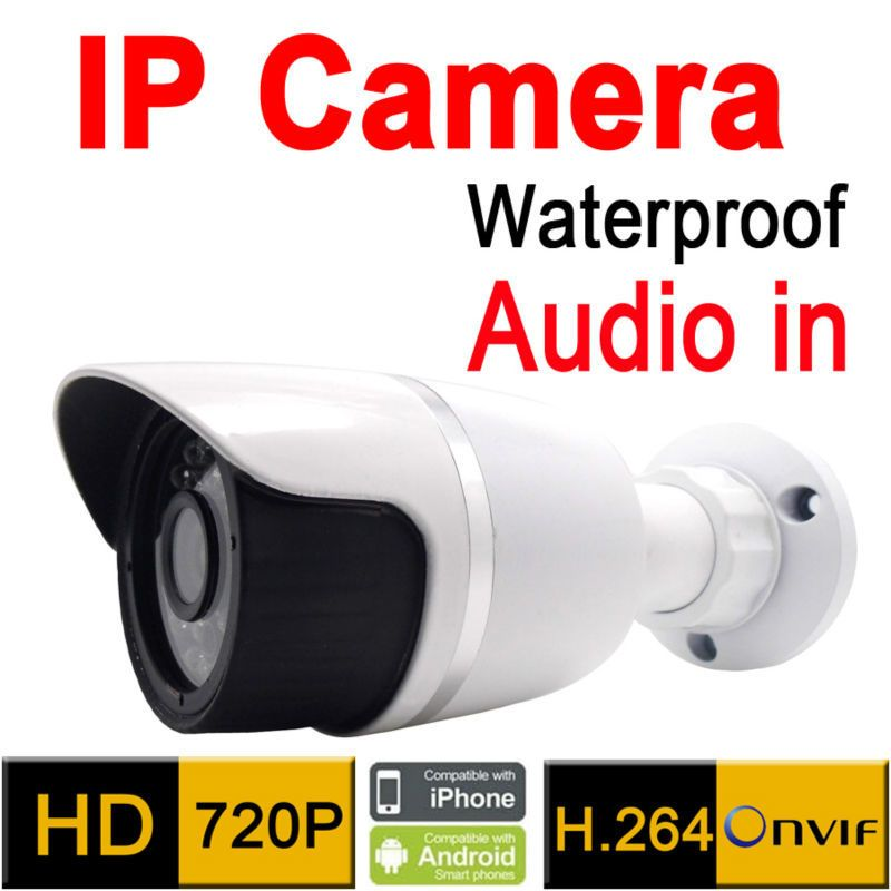 Ip camera outdoor 720p cctv camera security cameras home mini ...