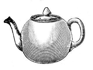 free vintage clip art images vintage tea party crockery home dec rh pinterest com tea party clip art tea party clip art