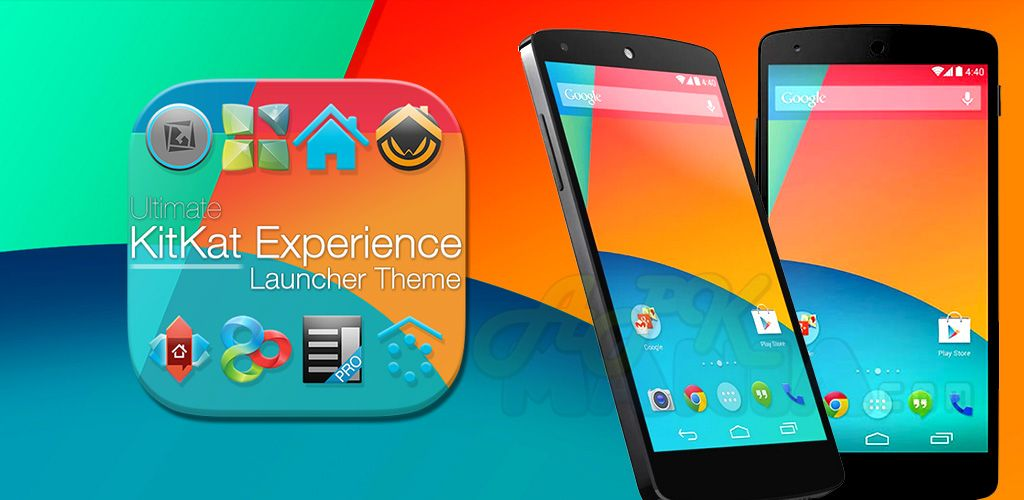 Kitkat 4 4 Launcher Theme apk v2 4 for Android free download