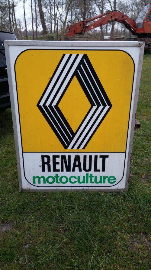 Renault Motoculture