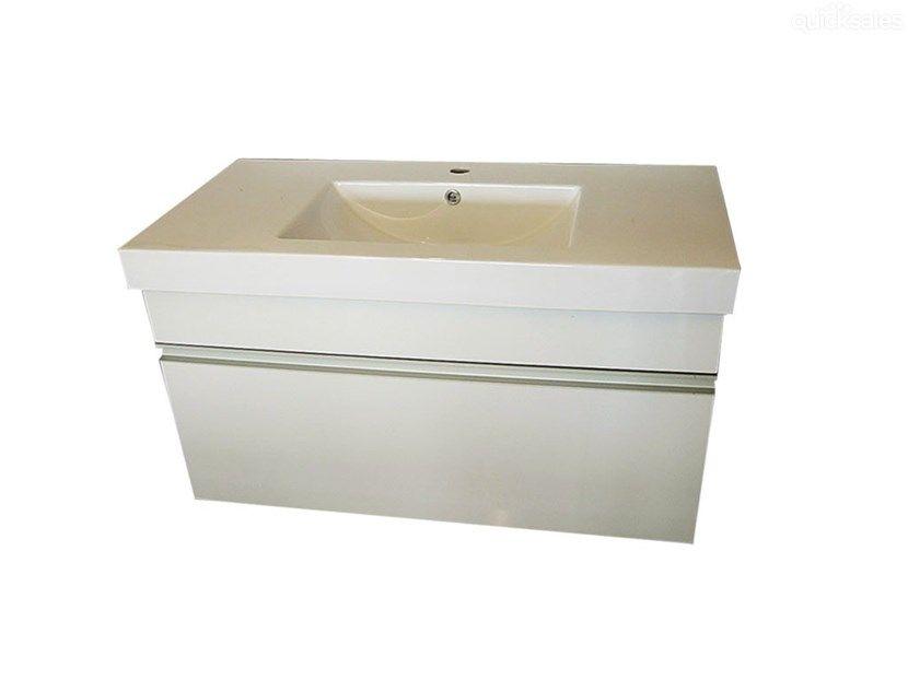 Bathroom white vanity 9075E by Dynasty-king - $300.00 ...