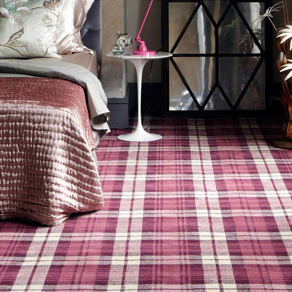 Wool Iconic Stripe Cassidy Carpet Living room carpet