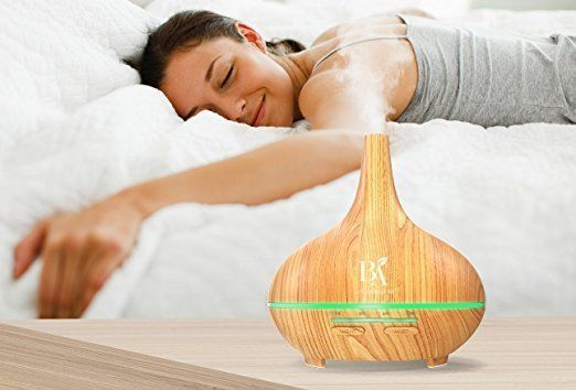 300ml - Bel Air Essential Oil Mist Diffuser with 17 Color Changing LED Lights Low Price plus FREE SHIPPING at smell2good.com