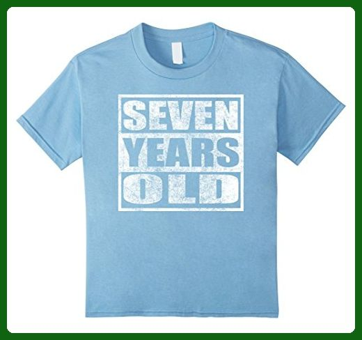 Kids Seven Years Old