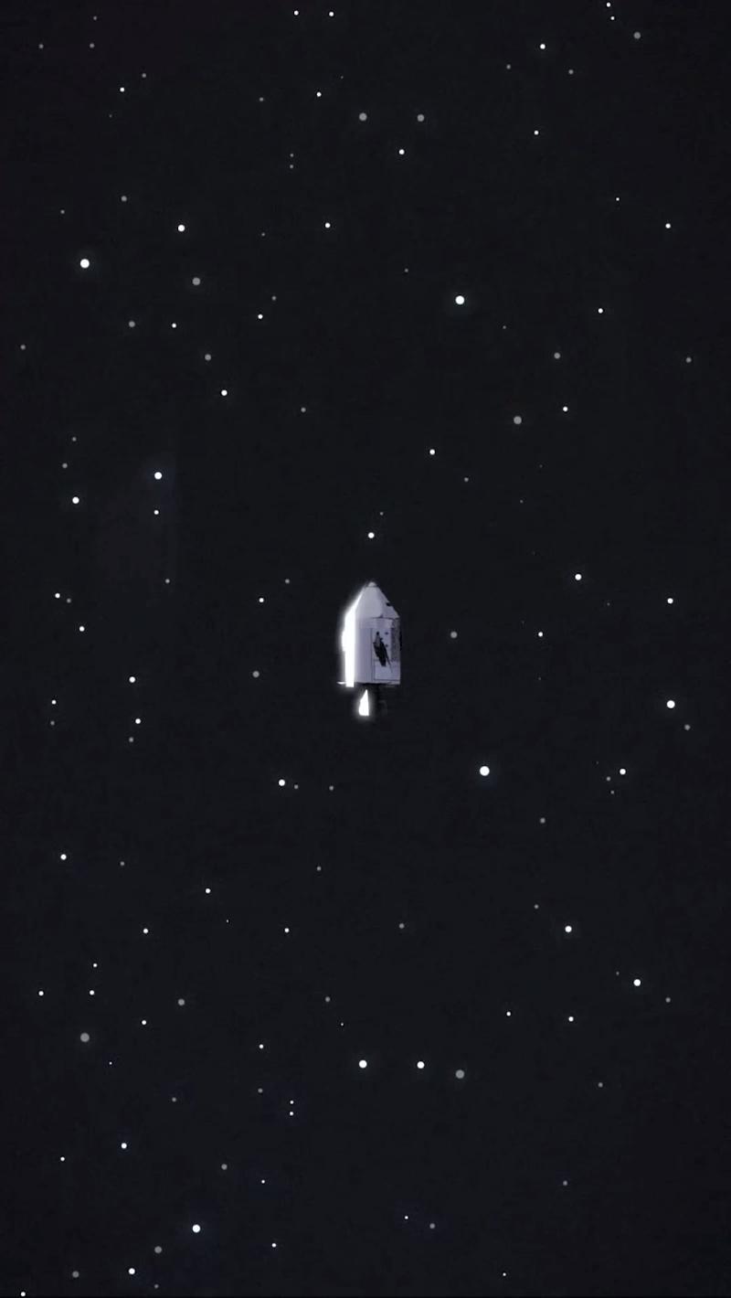 Apollo 11 tribute featuring Mike Collins