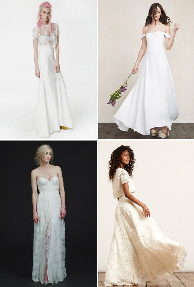 The 20 Best Wedding Dresses for your Beach Wedding | Beach weddings ...