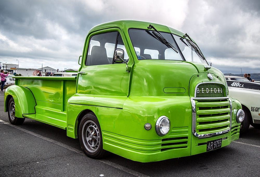 Bedford by Barry Stead on 500px Bedford truck, Bedford