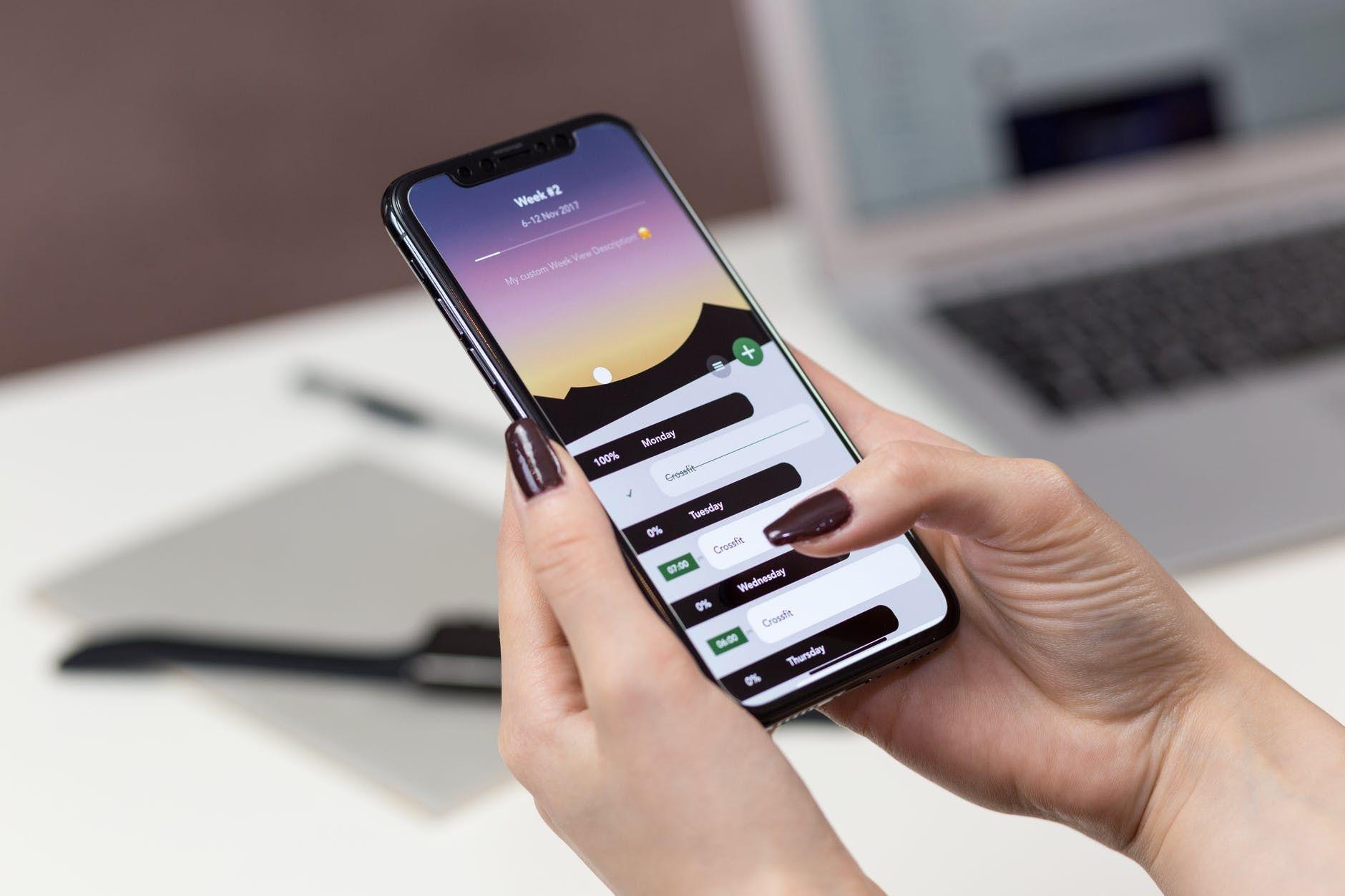 Pin Oleh Fun Channel Di Tes Pin Smartphone Aplikasi Iphone