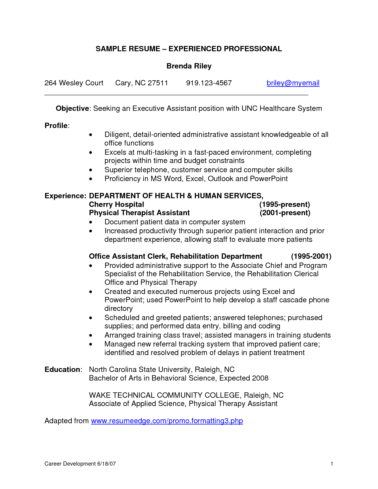23+ Effective resume writing for experienced professionals ideas in 2021