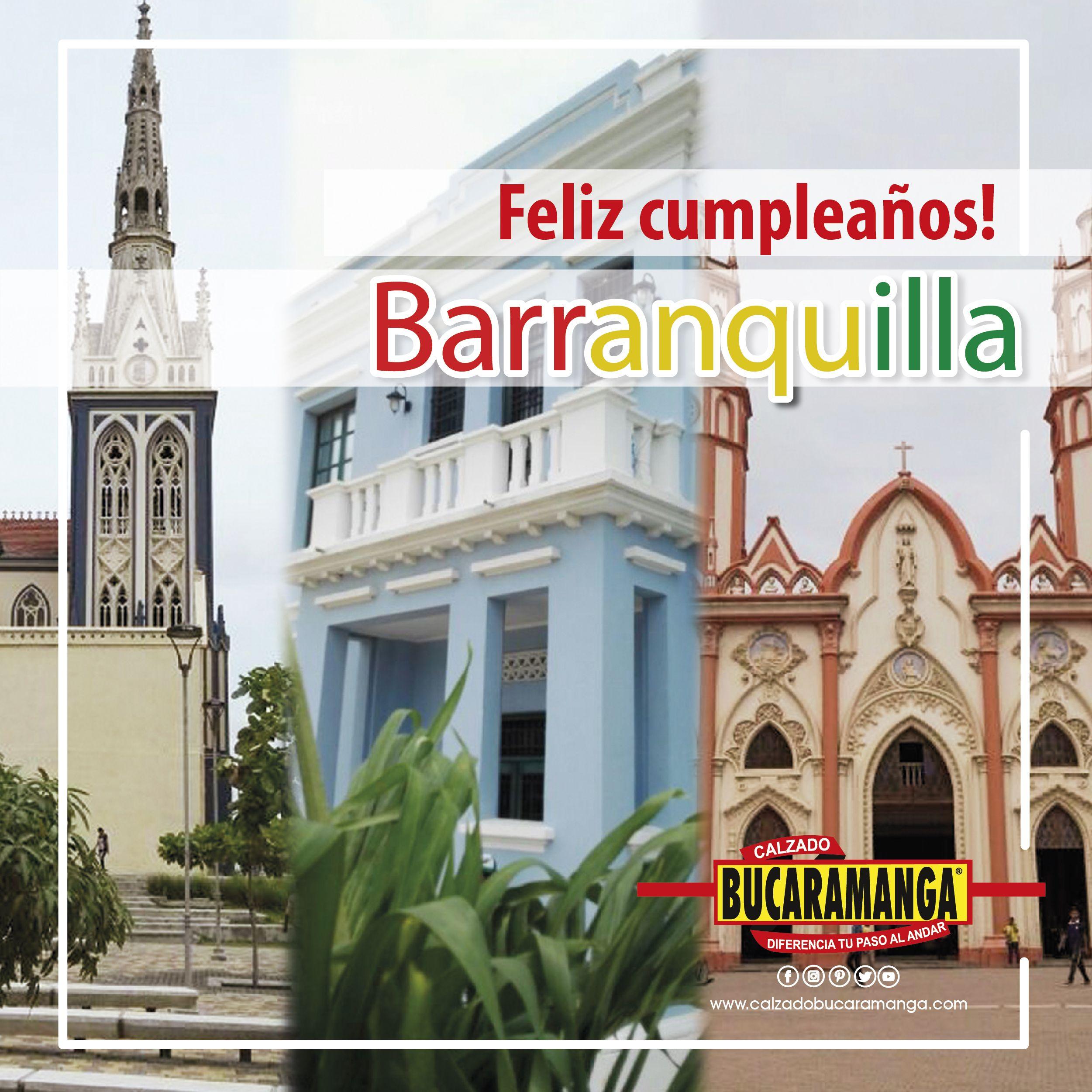 Celebramos El Cumplea U00f1os De Barranquilla205 U00a1Diferencia