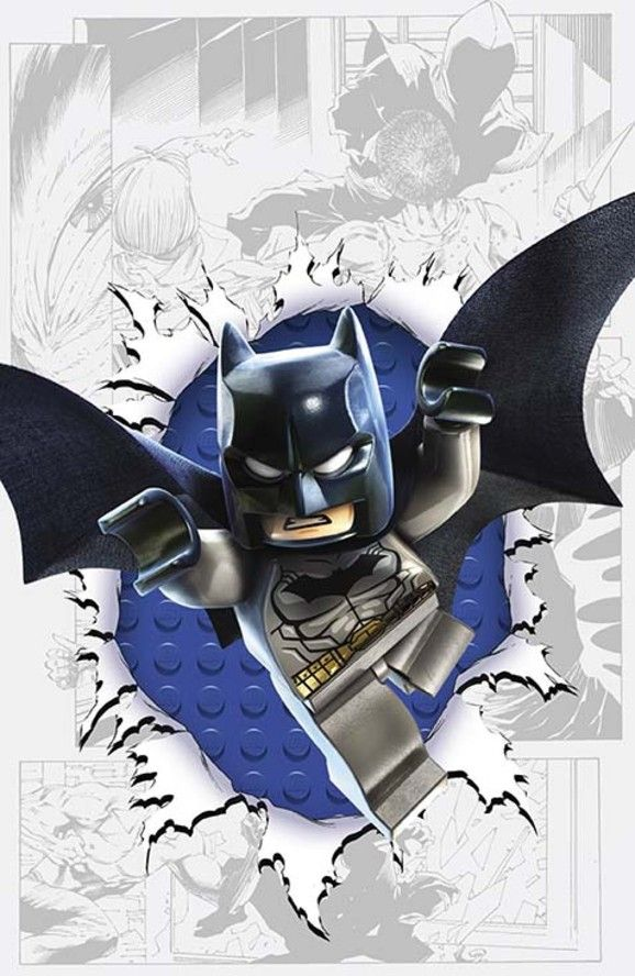 DC Comics Theme Month LEGO Variant Covers (November 2014)   DC ...