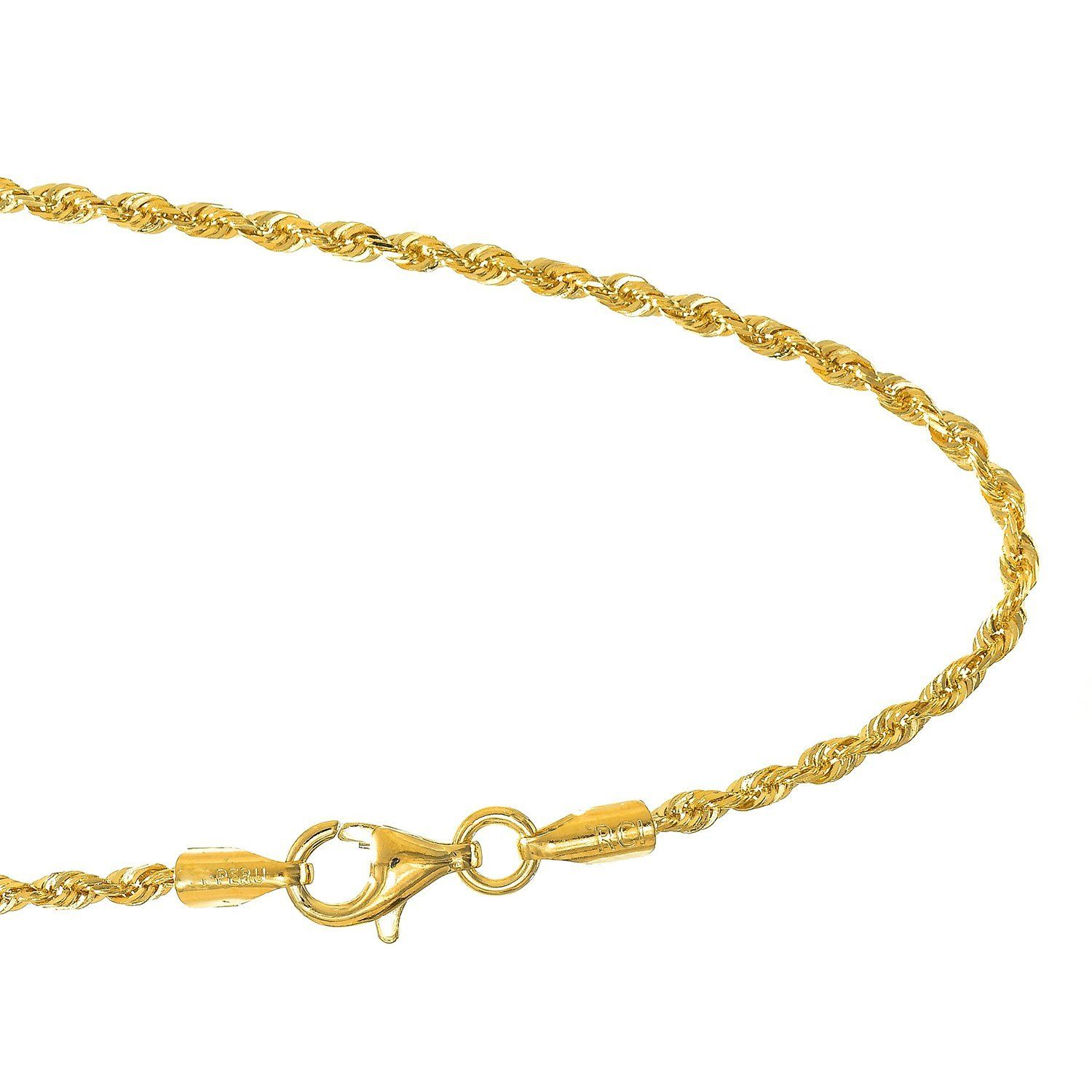 royal jewels product by category bracelet ankle karat chain rope anklet yellow gold archives elle anklets