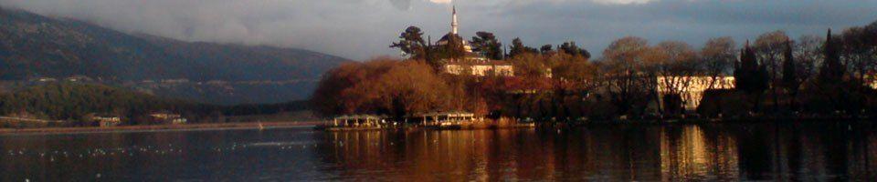 Ioannina lake #ioannina-grecce