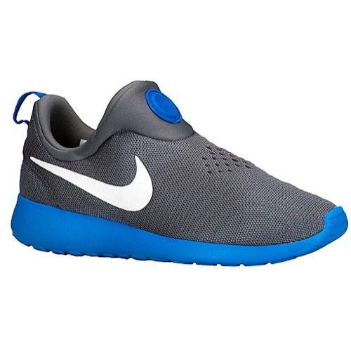 buy popular cf849 fd6d4 Nike Roshe Run Slip On - Men s Grey Photo Blue Game Royal White   Width - D  - Medium Product    44432004