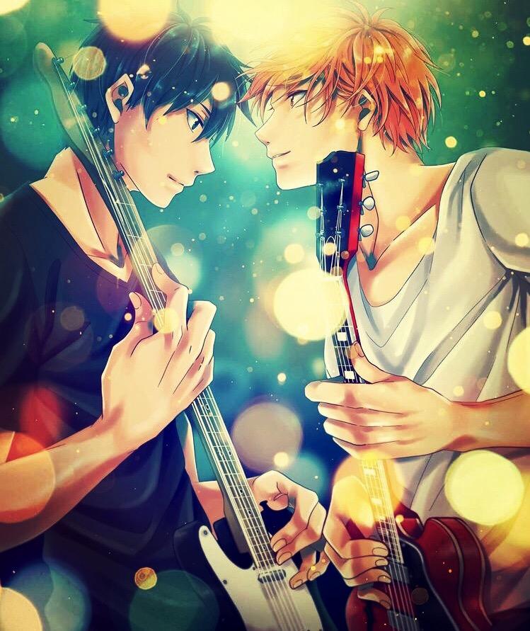 Uenoyama Ritsuka And Mafuyu Sato Relationship By Thedest16 On Deviantart Anime Anime Characters Anime Shows