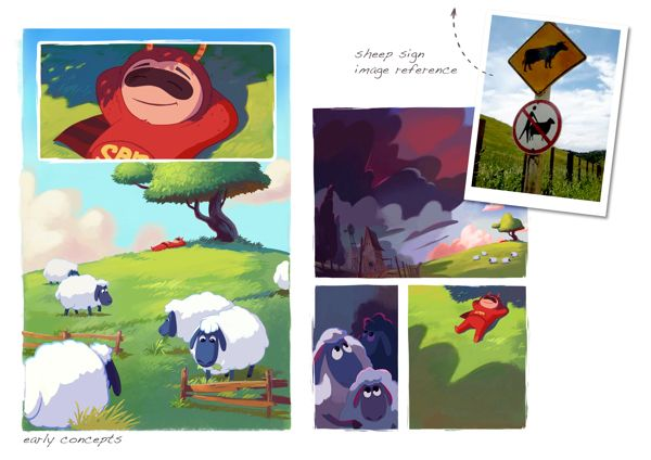 Super Sam iOS game by Ariel Belinco, via Behance