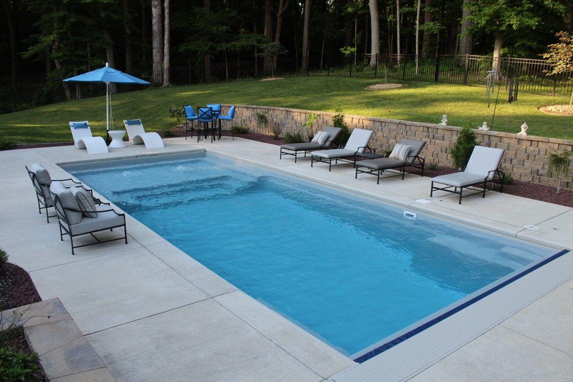 Imagine Pools The Illusion Splash Swimming Pool Swimming Pools Inground Fiberglass Pools