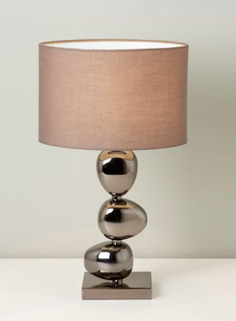 Mini pebble table lamp table lamps home lighting furniture mini pebble table lamp table lamps home lighting furniture aloadofball Images