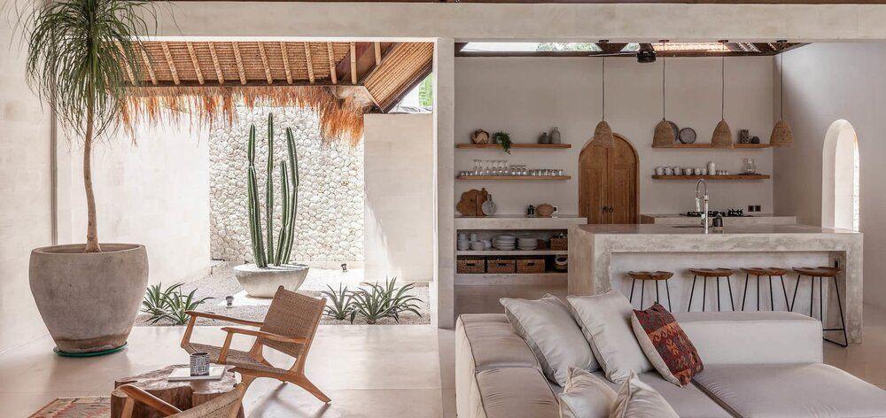 Stay Here Villa Masillia Bali Decoracion De Casas Rusticas Casas Con Chimenea Interiores De Casa