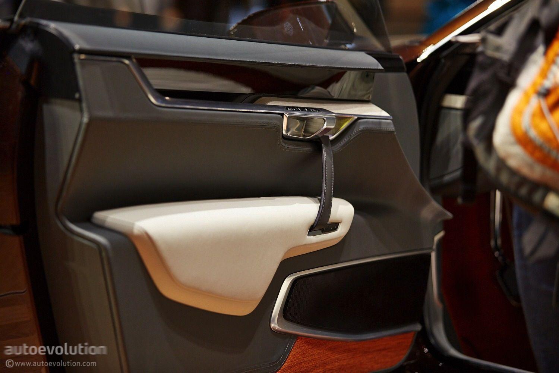 volvo estate concept interior - Google Search | Car Interiors ...