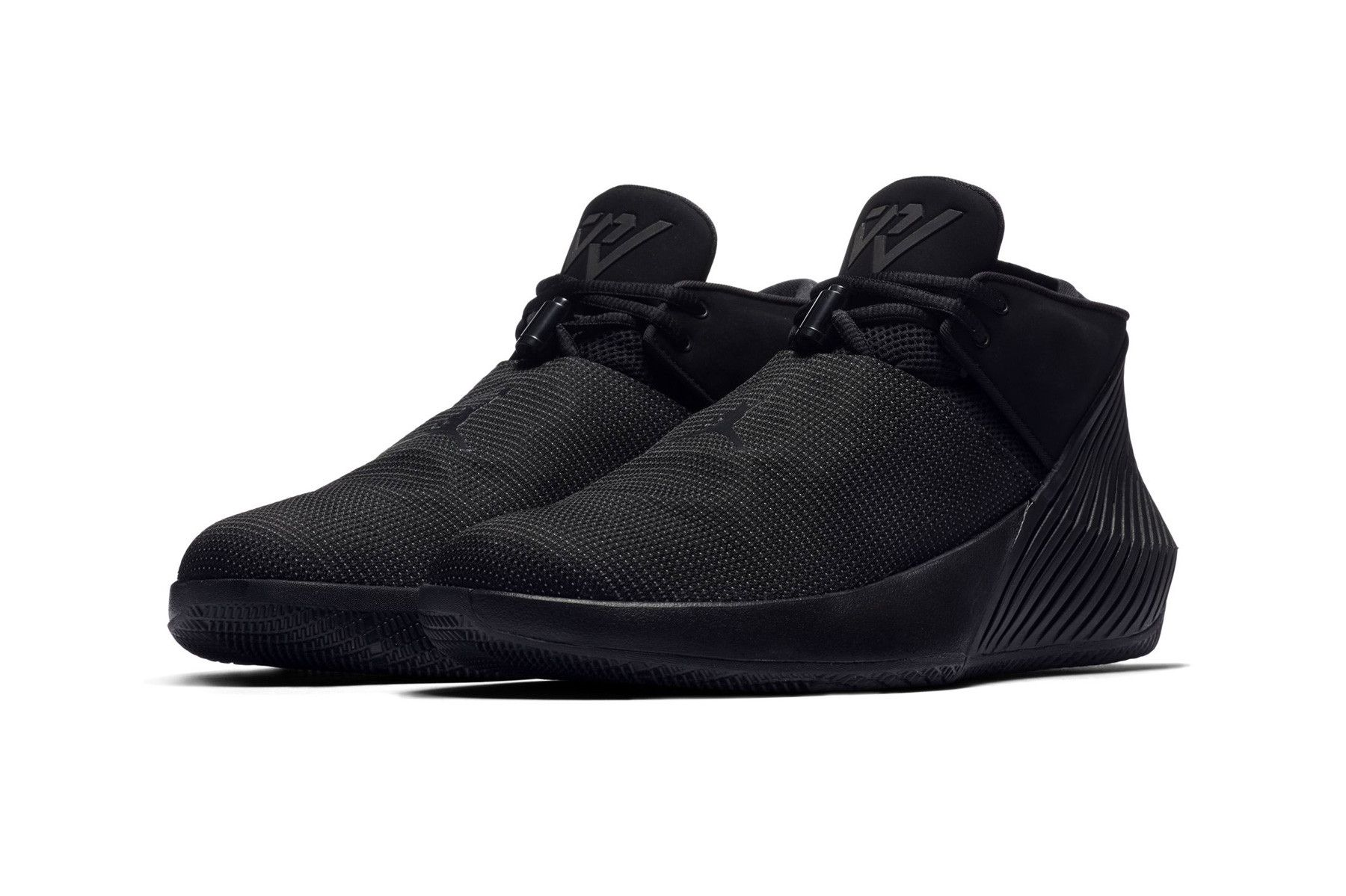 e9ac62be58c7f Jordan Why Not Zer0.1 All-Black Colorway Release date info sneaker russell  westbrook