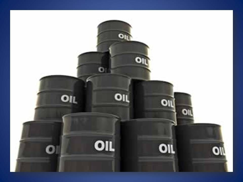 Crude #Oil Futures #trade in units of 1,000 U S  barrels