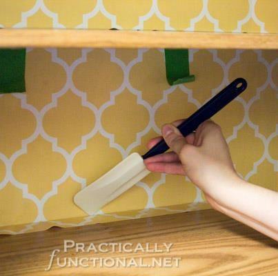 Moroccan Tile Look Backsplash Upgrade In Rental Kitchen
