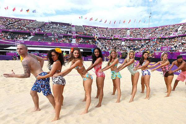Caple Beach Volleyball Venue Is Olympic S Coolest Beach Volleyball Olympics Volleyball Photos