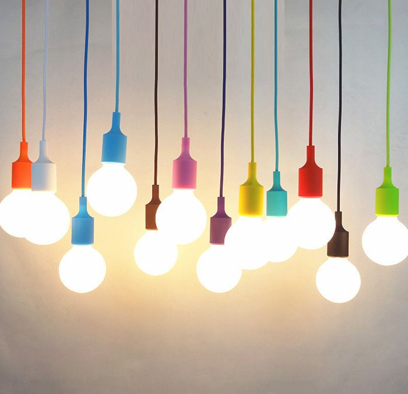 cheap modern pendant lighting. Cheap Pendant Lighting Cheap, Buy Quality Lights With Shades Directly From China Sale Suppliers: Modern Colorful Silicone G