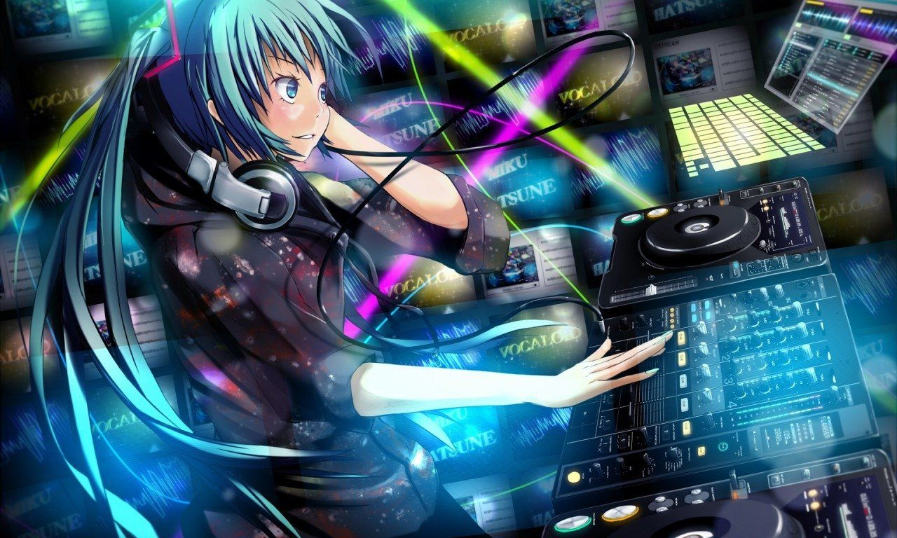 vocaloid dj mix