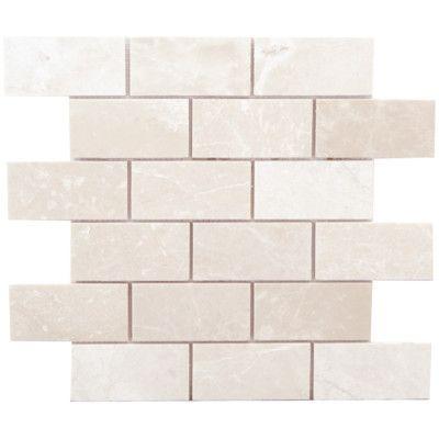 erkunde backsplash fliese backsplash ideen und noch mehr alara crema 4 x 2 marble brushed mosaic in light beige - Ubahn Fliese Backsplash Ideen
