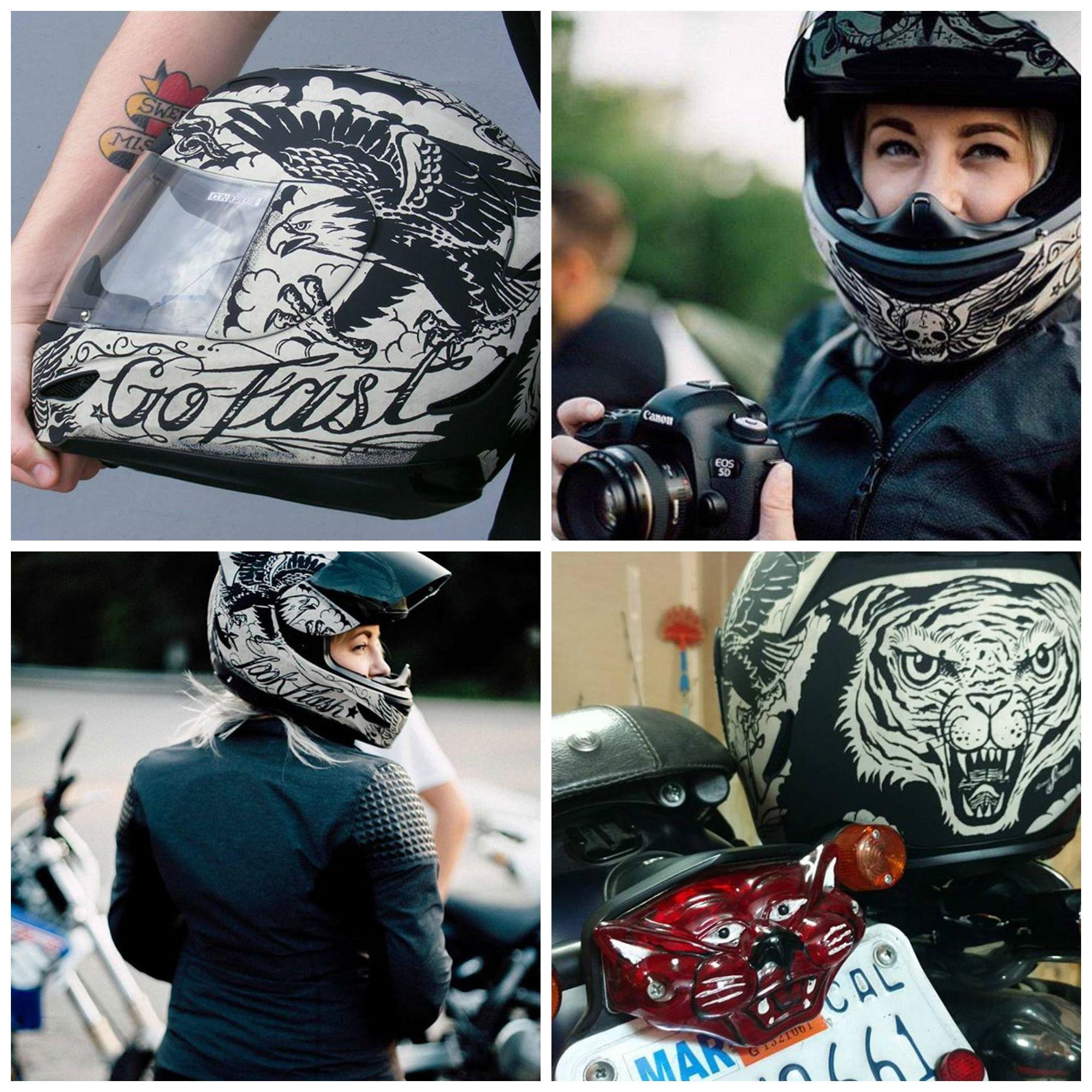 ICON Airmada Scrawl Helmet Review Helmet, Icon helmets