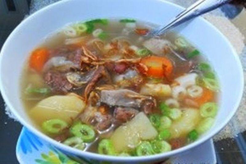 Resep Membuat Sop Daging Kambing Kuah Bening Resep Sop Kambing Kuah Spesial Nikmat Kuliner123