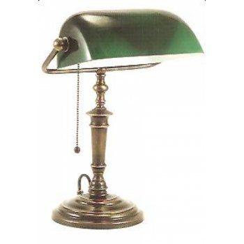 Clic British Lighting Traditional Banker S Desk Lamp