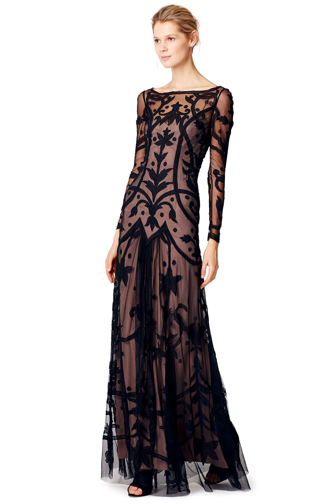 Francine Gown | Black Magic | Pinterest | Temperley, Gowns and ...