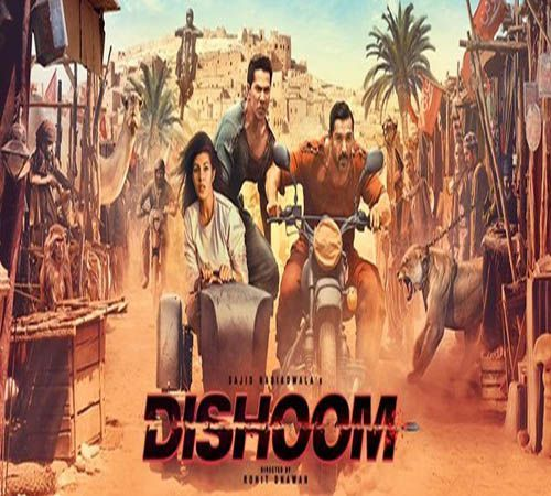 Dishoom Full Movie Download In Tamil Dubbed English Movie