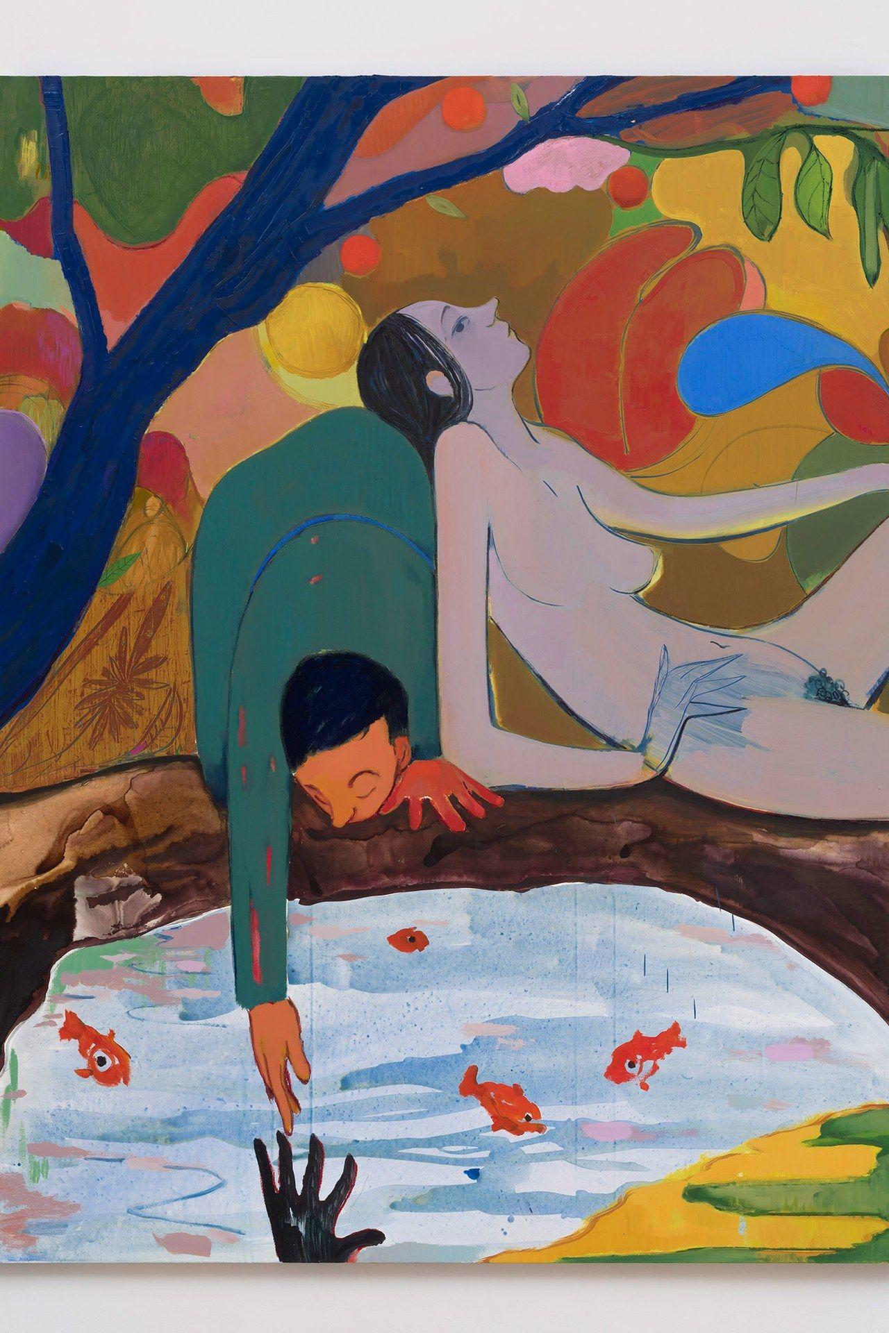 Sanya Kantarovsky's Literary Drive in 2019 | Art | Contemporary art
