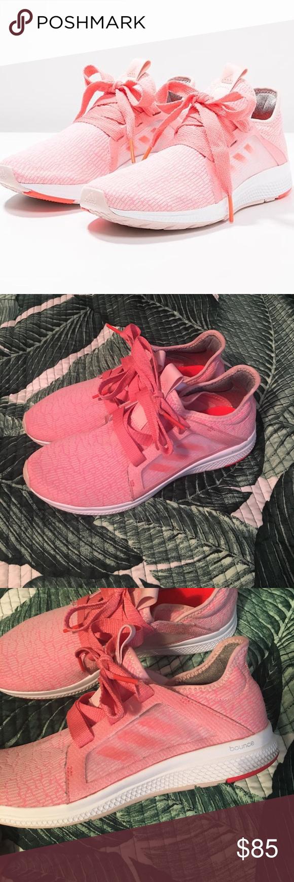 Adidas edge lux pinterest rosa corallo, casual e adidas