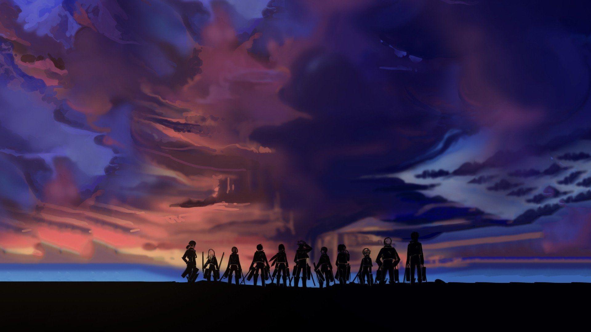 Anime Attack On Titan Wallpaper Attack On Titan Aesthetic Attack On Titan Attack On Titan Anime