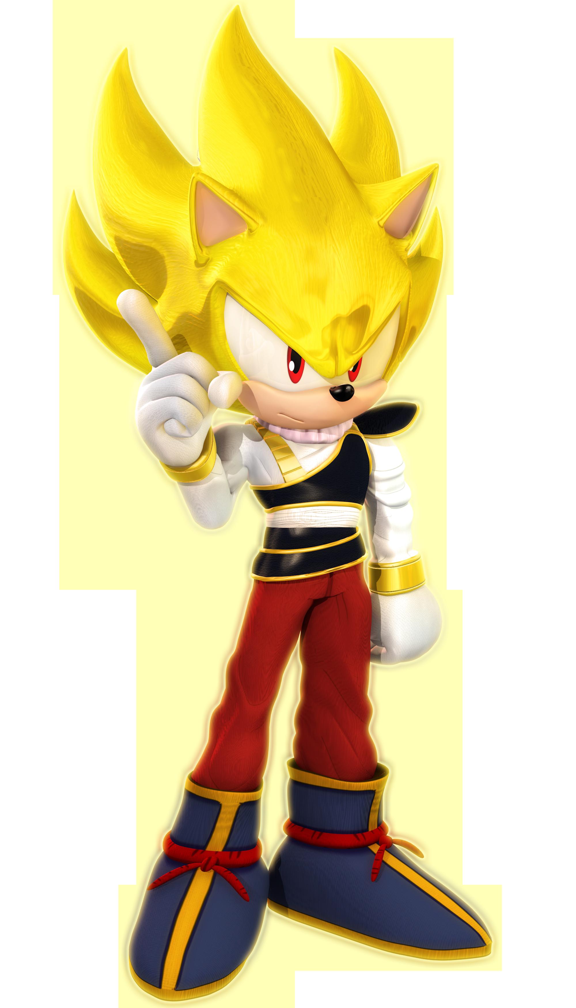 Super Sonic The Yardrat Render By Nibroc Rock On Deviantart Sonic Hedgehog Movie Honey The Cat