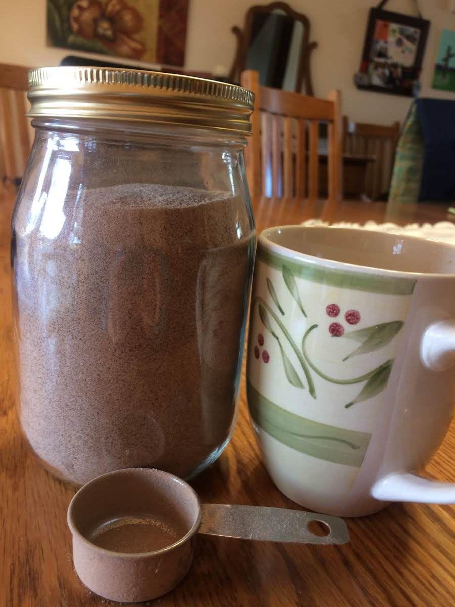 Chia tea mix recipe classic food stevia food