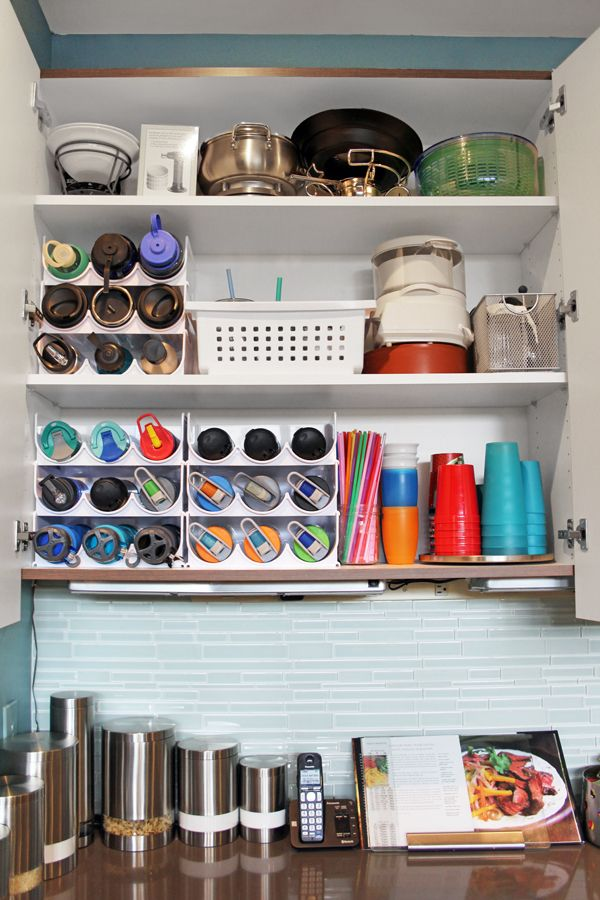 kitchen cabinet storage organizers boxes five minute friday water bottle organization pinterest solution how to organized cabinets with quick organizing projects perfect for