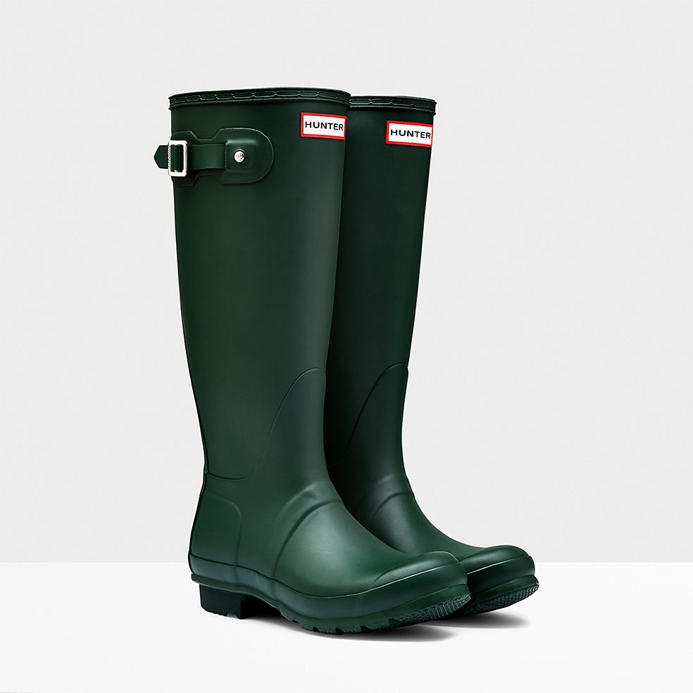 Original Tall Rain Boots | Hunter Boot Ltd (With images