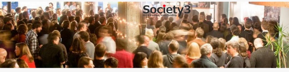 Society3 Investor Breakfast - San Francisco May 5th - Google+