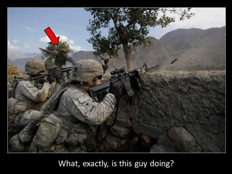 11 military memes that will wow you (With images