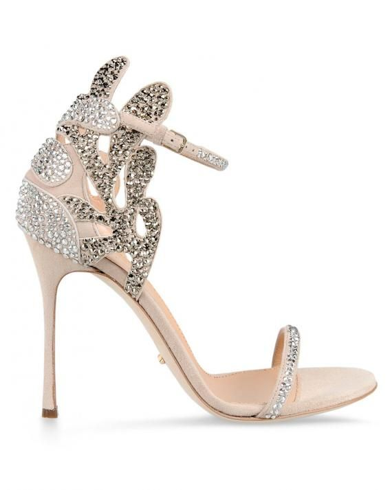 50 Best Shoes For A Bride To Wear To A Summer Wedding Nice Shoes Sergio Rossi Shoes Perfect Shoes