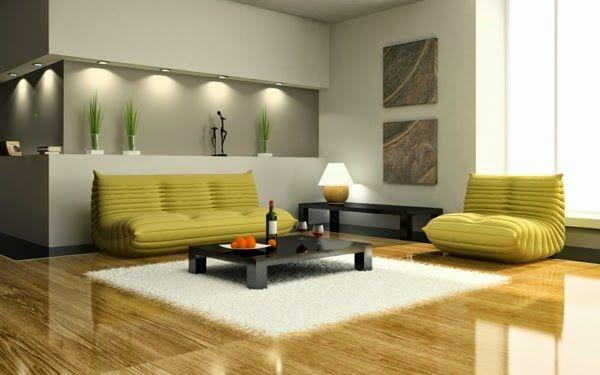 10 Disenos De Salas Modernas Y Elegantes Colores En Casa Como Decorar La Sala Decorar Salas Decoracion De Paredes Dormitorio